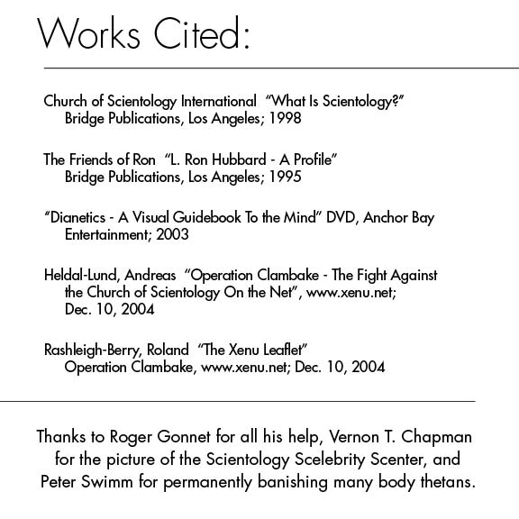 history of scientology