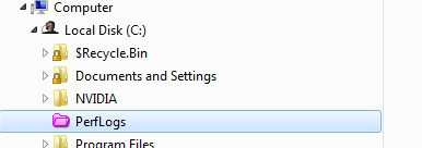 Windows 7 default active folder icon can be changed